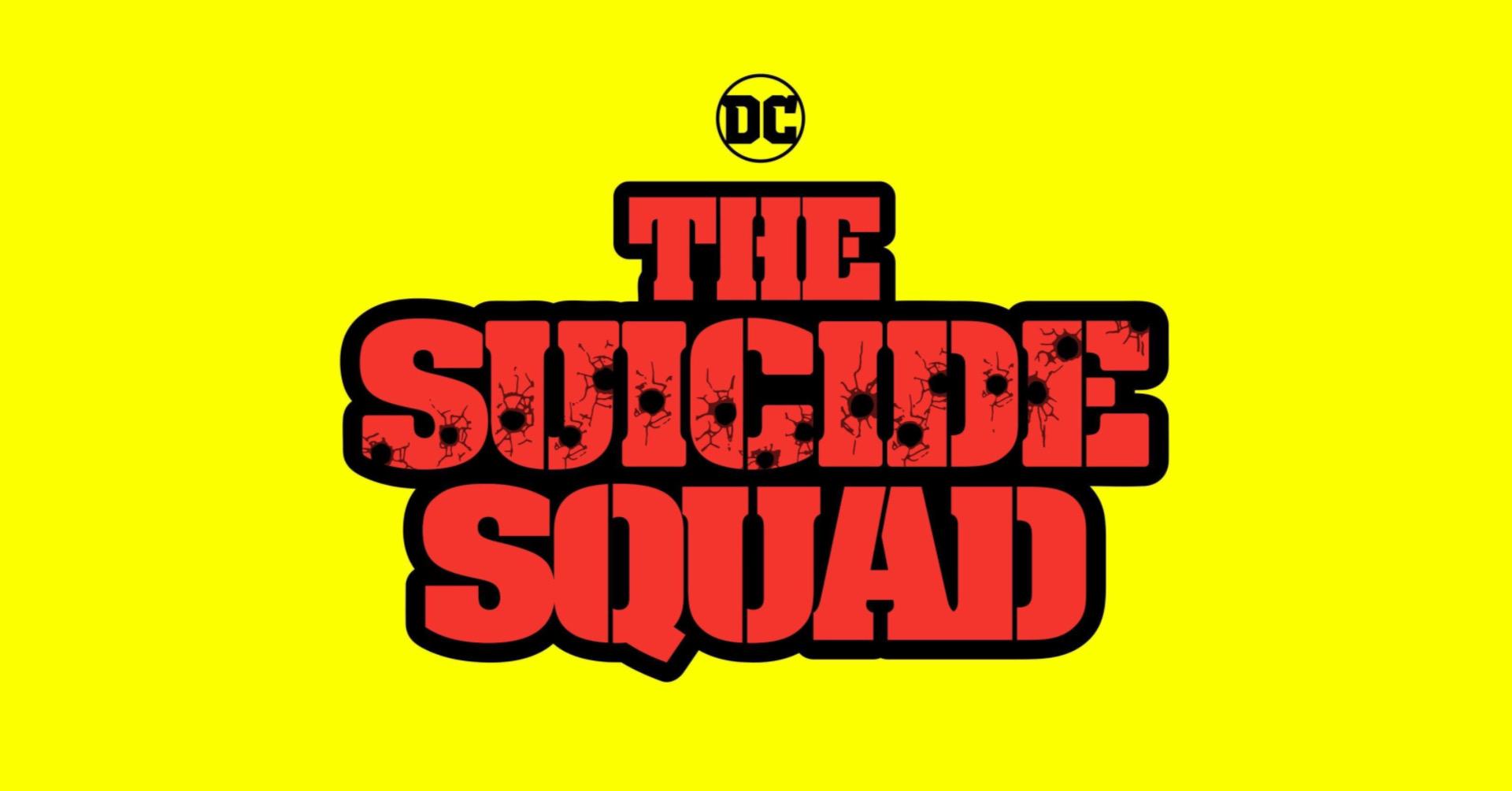 The Suicide Squad – Ecco il logo in tutte le lingue