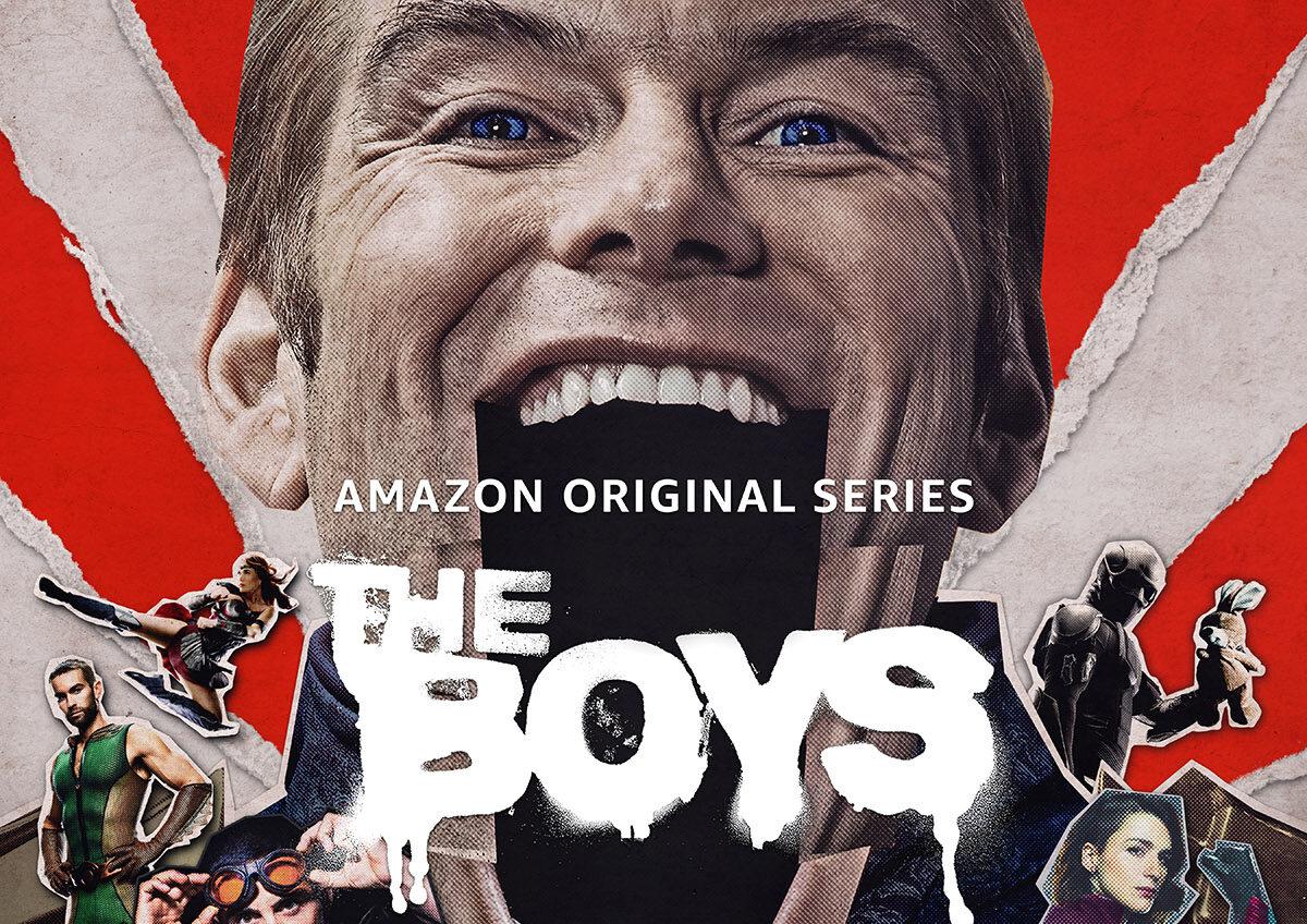The Boys – Trailer finale e nuovi poster della seconda stagione
