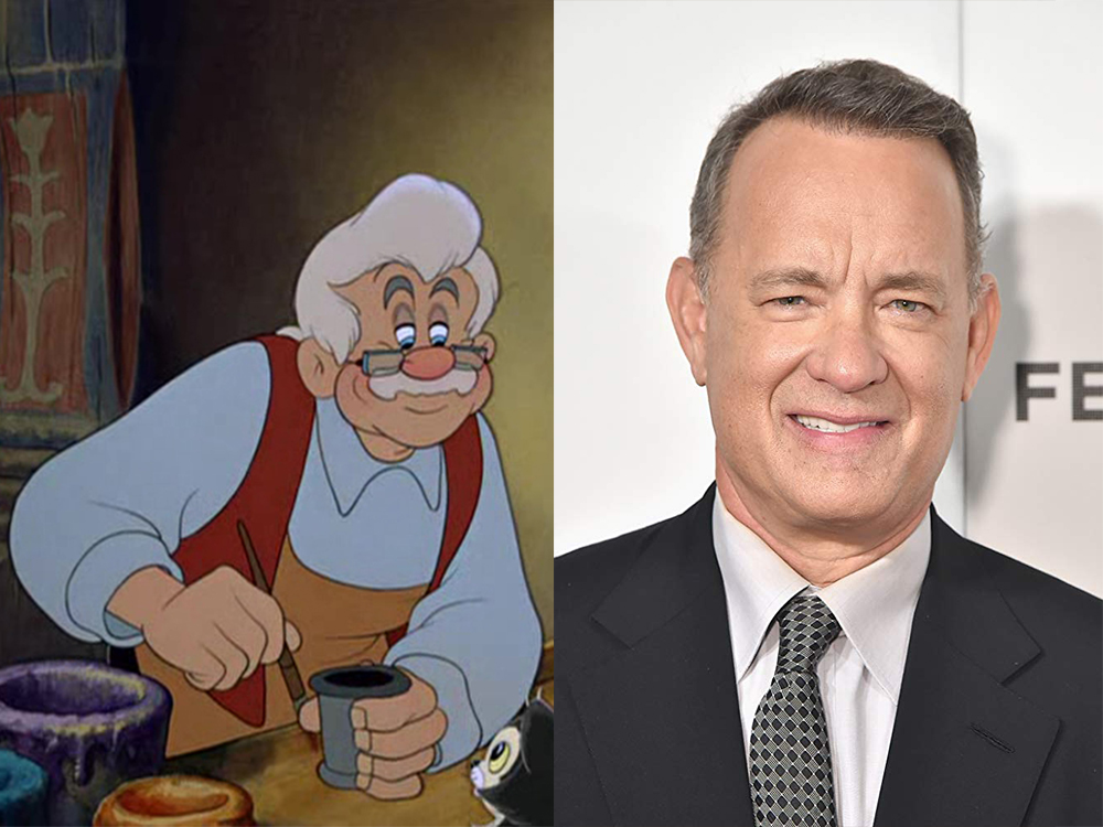 Pinocchio di Robert Zemeckis – Tom Hanks in trattative per la parte di Geppetto