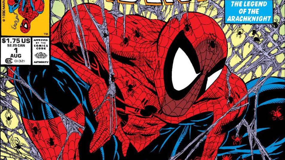 Spider-Man: la copertina del numero #1 diventa un mosaico