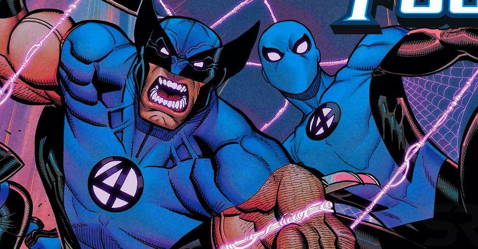 Fantastici Quattro – Wolverine e Spider-Man si uniscono al gruppo?