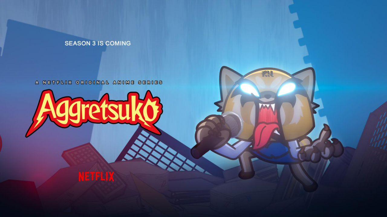 Aggretsuko – Il trailer della Stagione 3