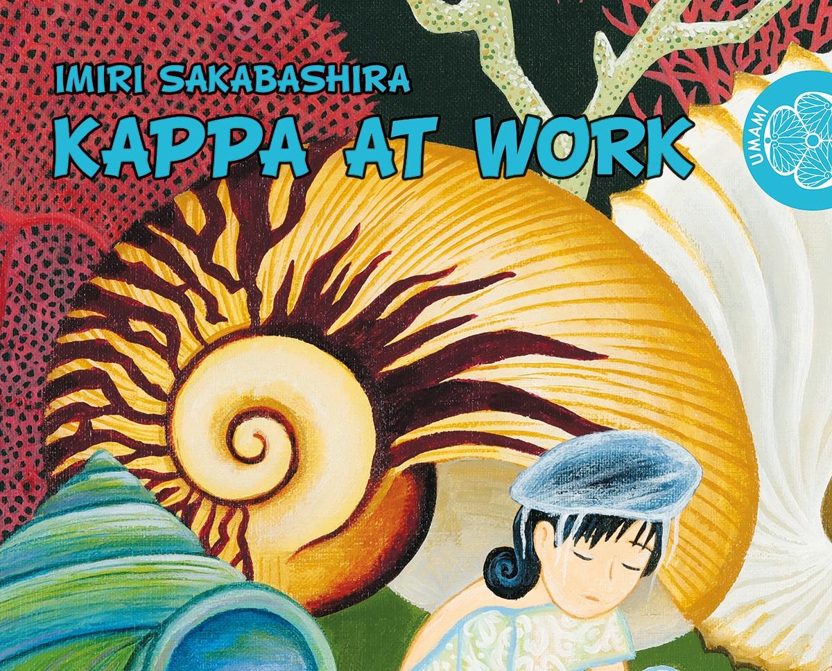 Kappa At Work – Edizioni Star Comics pubblica il visionario Imiri Sakabashira
