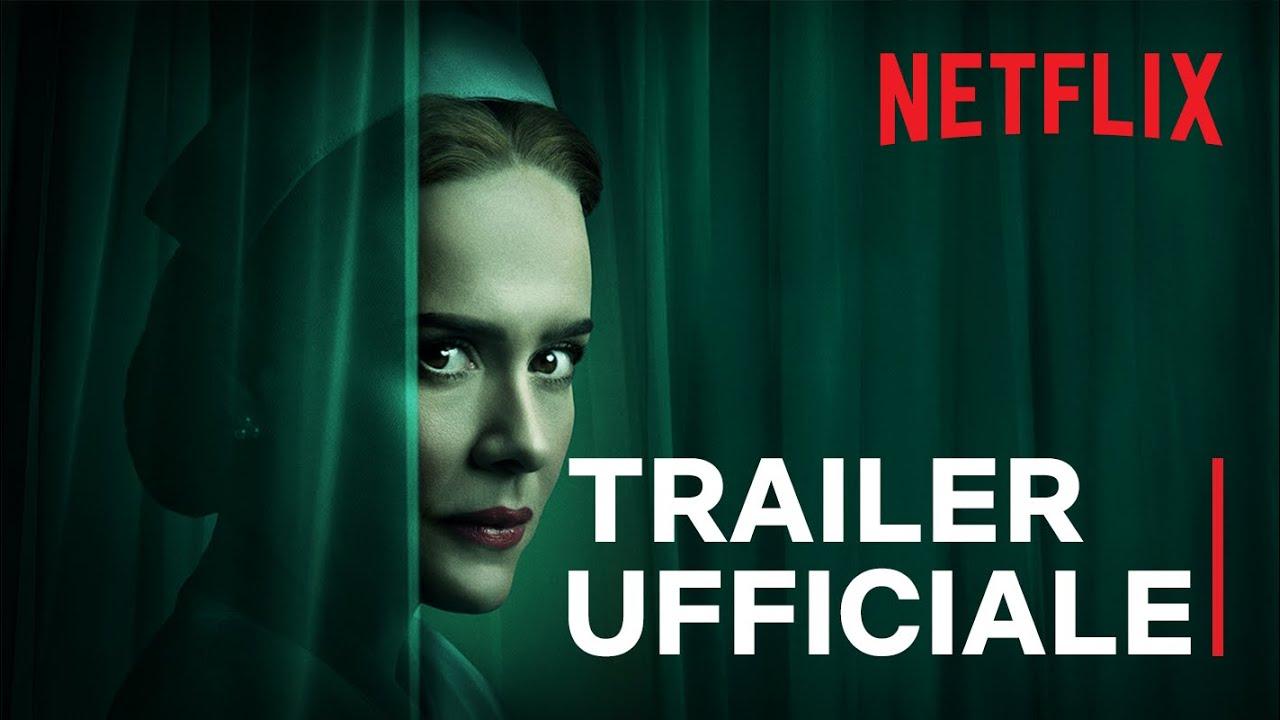 Ratched – Trailer e locandina della nuova serie Netflix