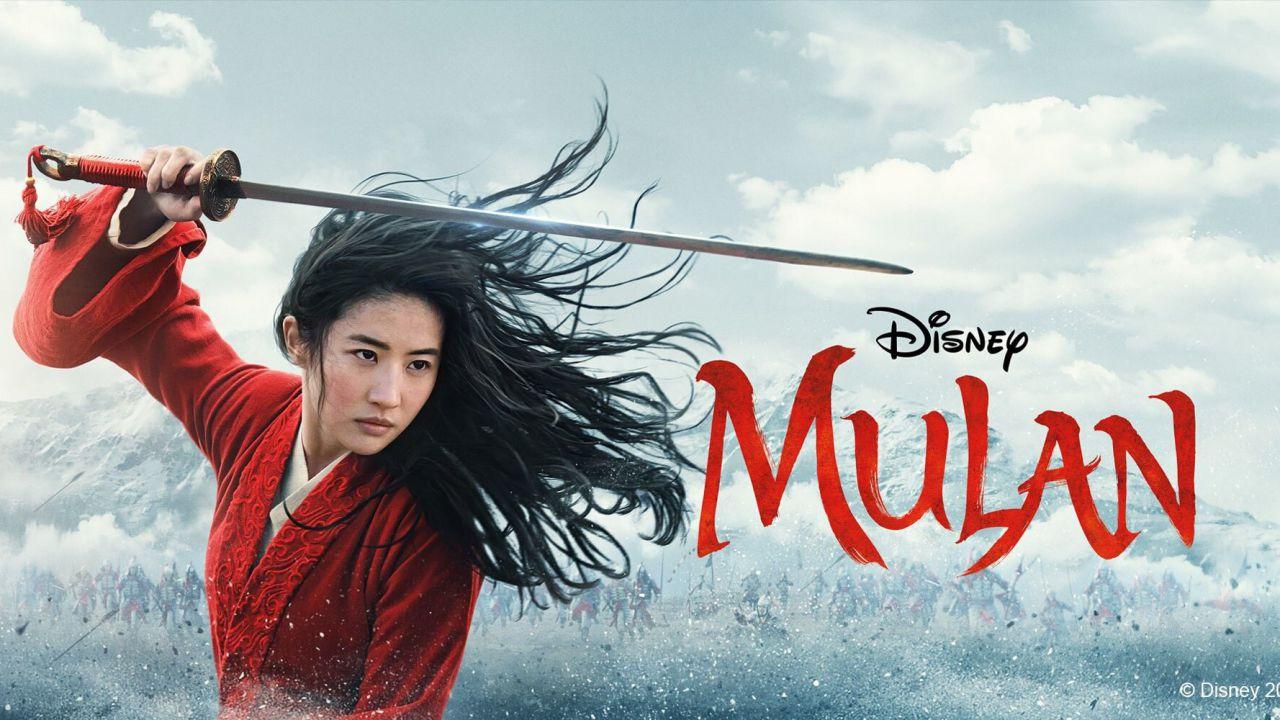 Mulan – Il film arriva su Disney+ al costo di € 30,00