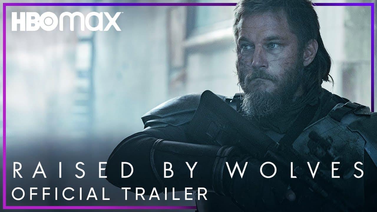 Raised by Wolves – HBO Max rilascia il primo trailer della serie sci-fi