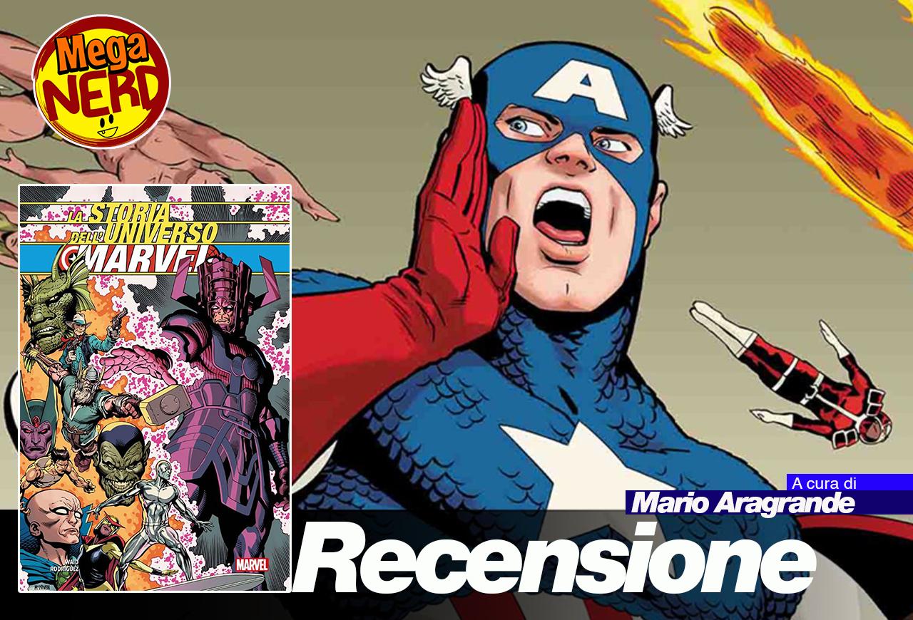 La Storia dell' Universo Marvel – La celebrazione degli 80 anni della Casa delle Idee