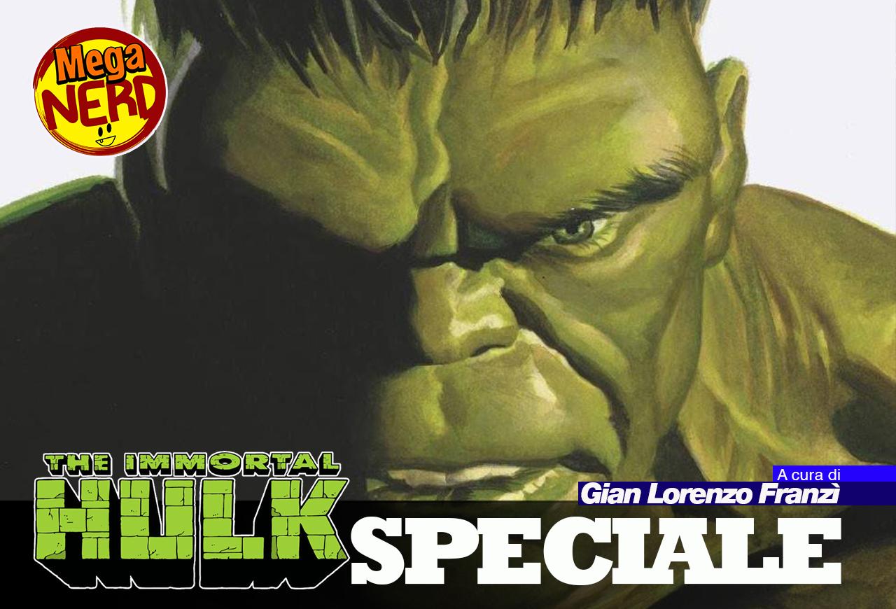 L'Immortale Hulk – Il mostro verde dell'Incredibile Ewing