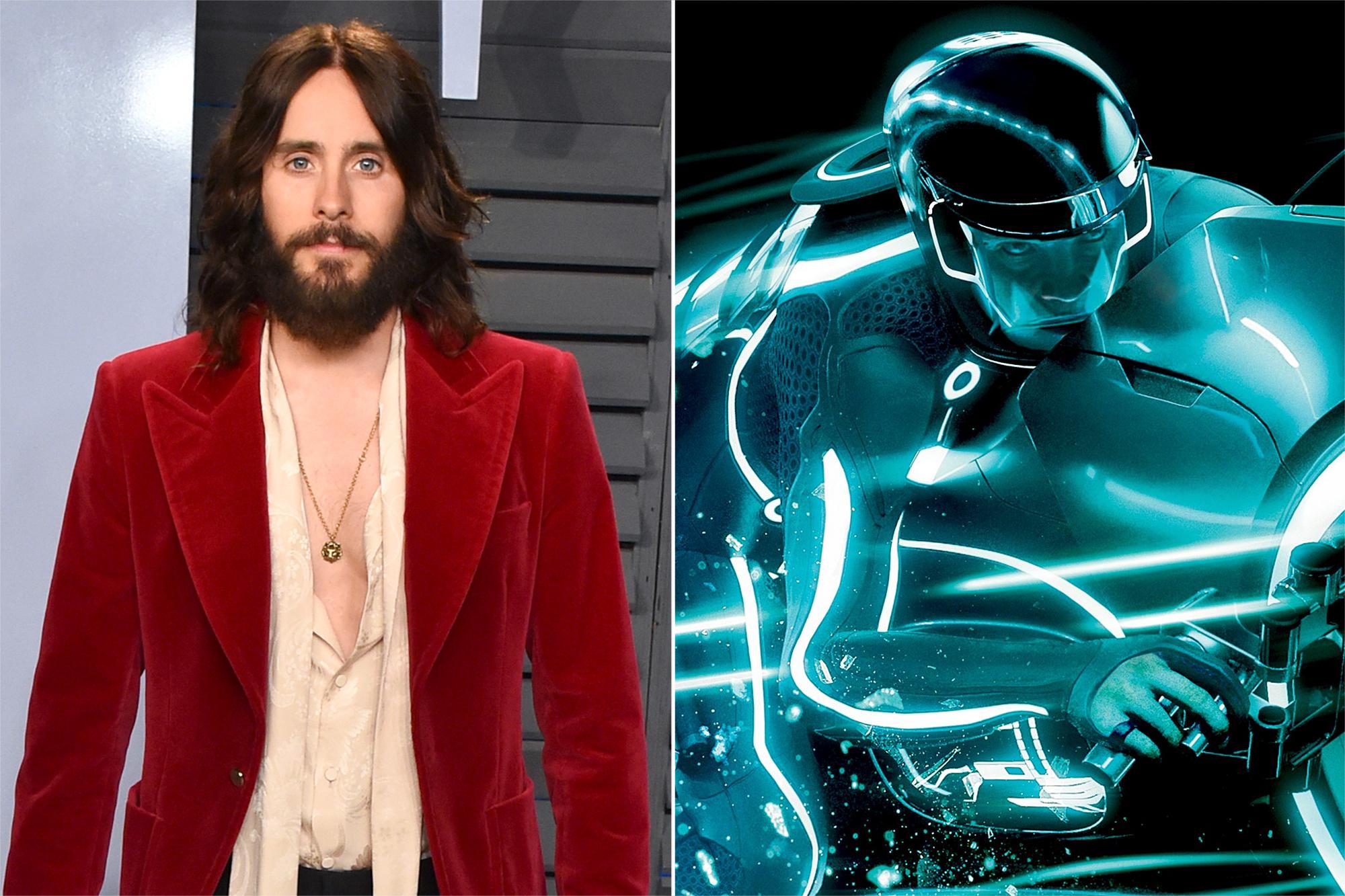 """Tron 3 – Il protagonista Jared Leto """"spoilera"""" il titolo"""