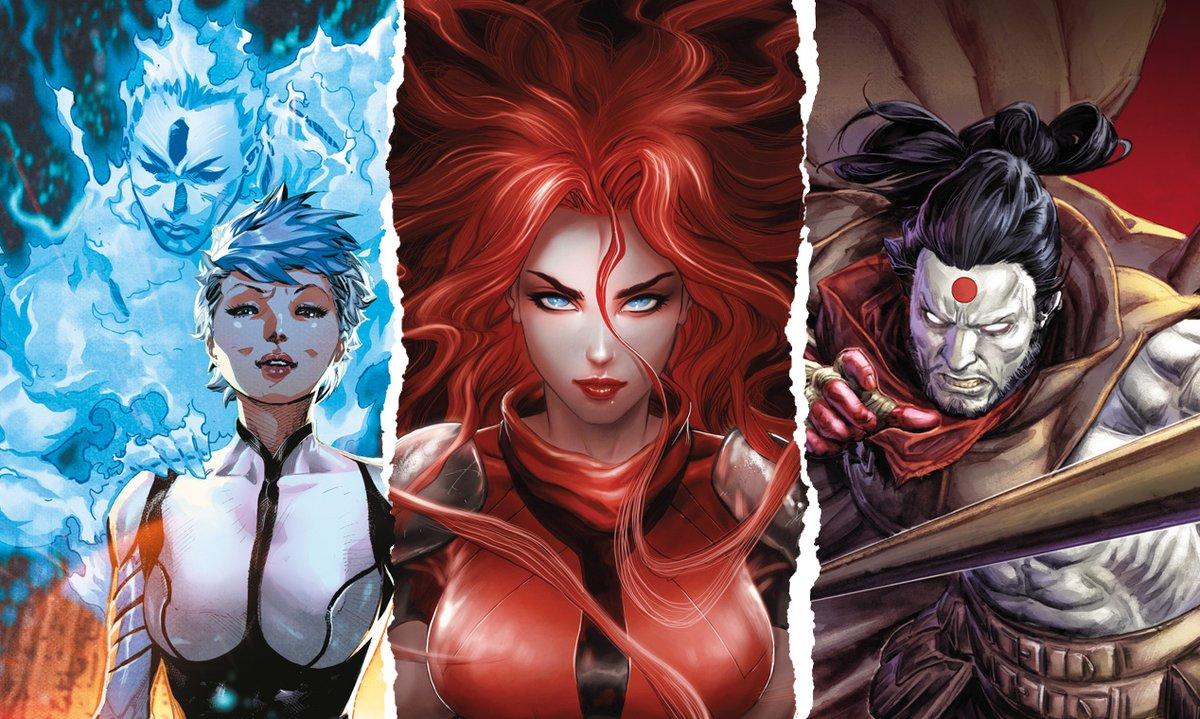 Star Comics annuncia le novità Valiant per l'autunno