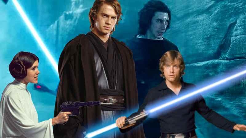 Star Wars – Arrivo la prima biografia ufficiale sugli Skywalker