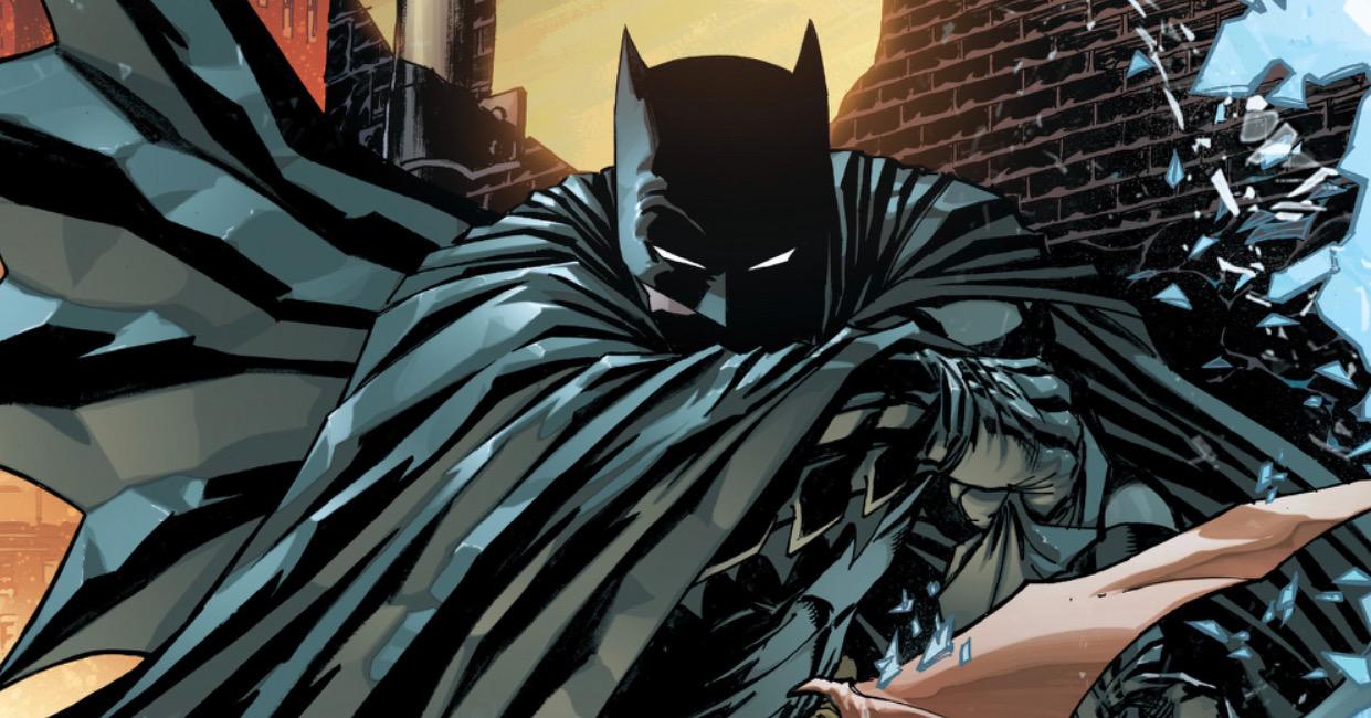 Grant Morrison e Chris Burnham tornano su Batman in Detective Comics #1027