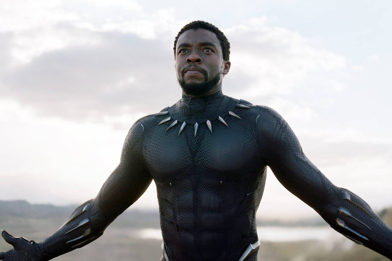 Chadwick Boseman – L'omaggio della Marvel sulle copertine delle nuove uscite