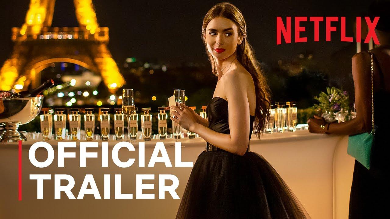 Emily in Paris – Trailer della serie Netflix con Lily Collins