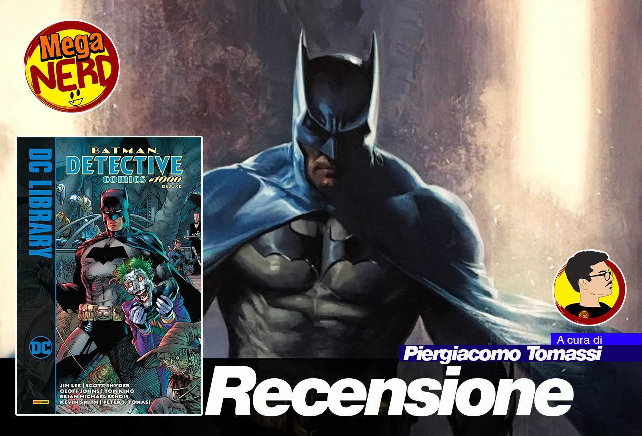 Batman: Detective Comics #1000 – Un'avventura lunga 80 anni