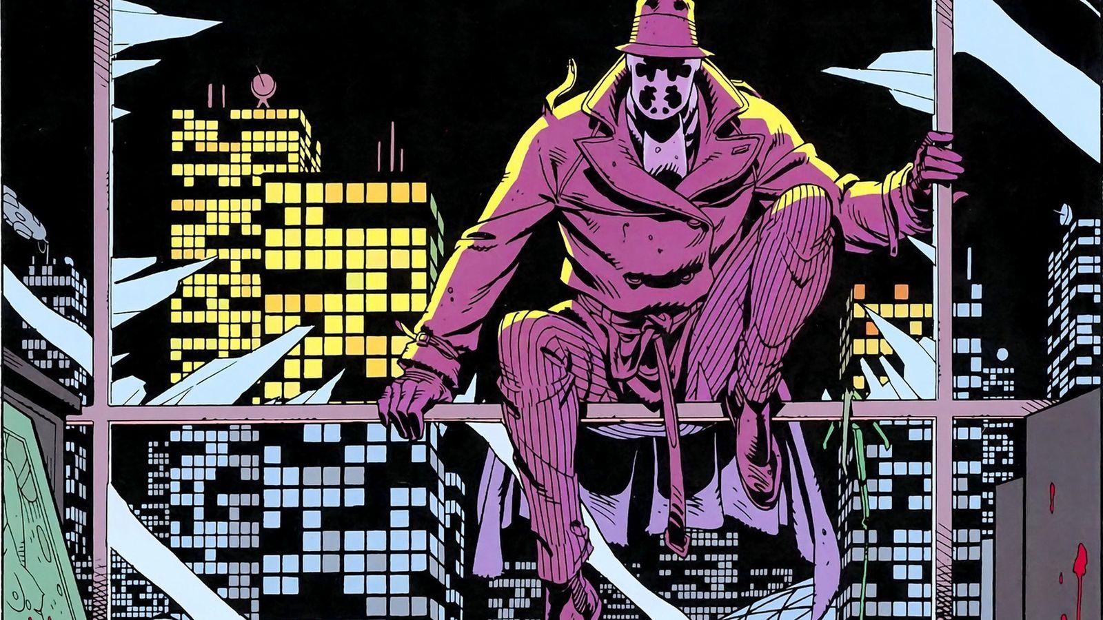 Rorschach – Tom King rivela nuovi dettagli sulla miniserie