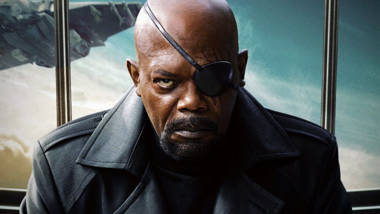 Samuel L. Jackson sarà ancora Nick Fury in una nuova serie Disney+