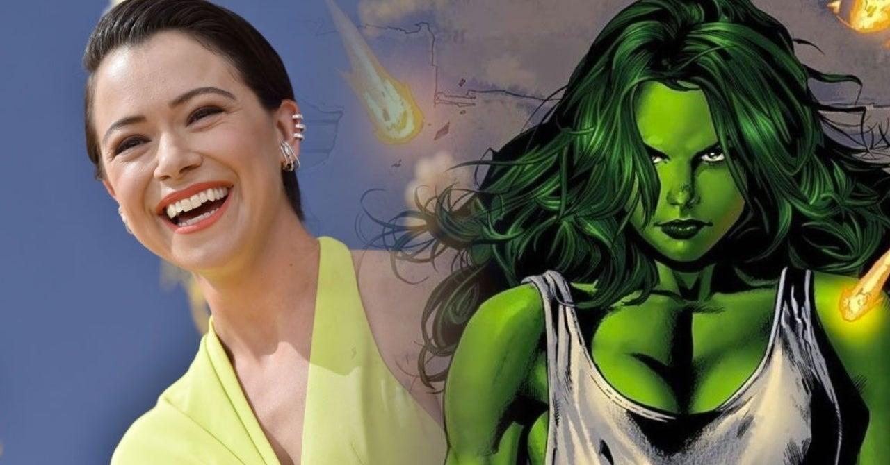 Tatiana Maslany sarà She-Hulk nella nuova serie Marvel per Disney+