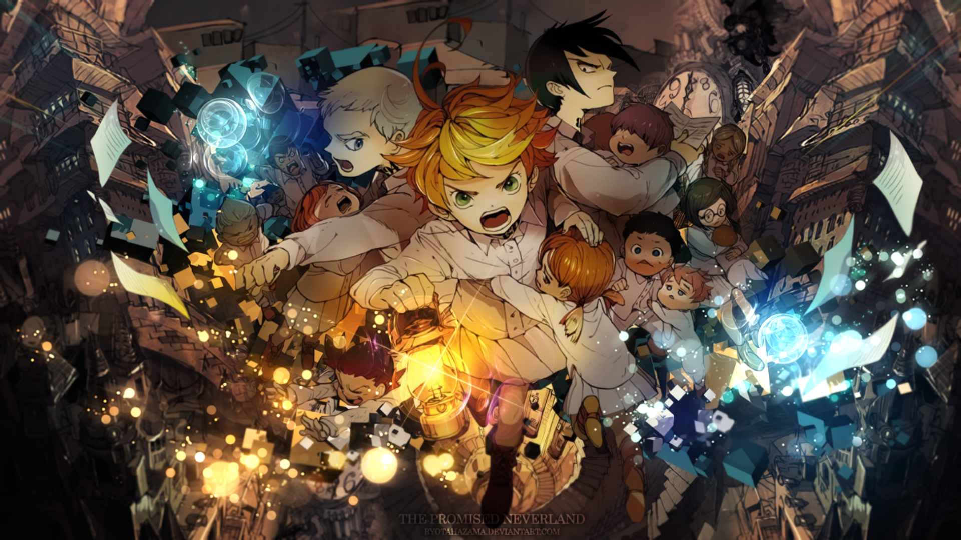 The Promised Neverland – Arriva un nuovo one-shot