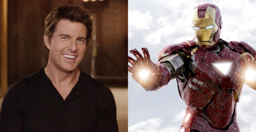 Tom Cruise interpreterà una versione alternativa di Iron Man?