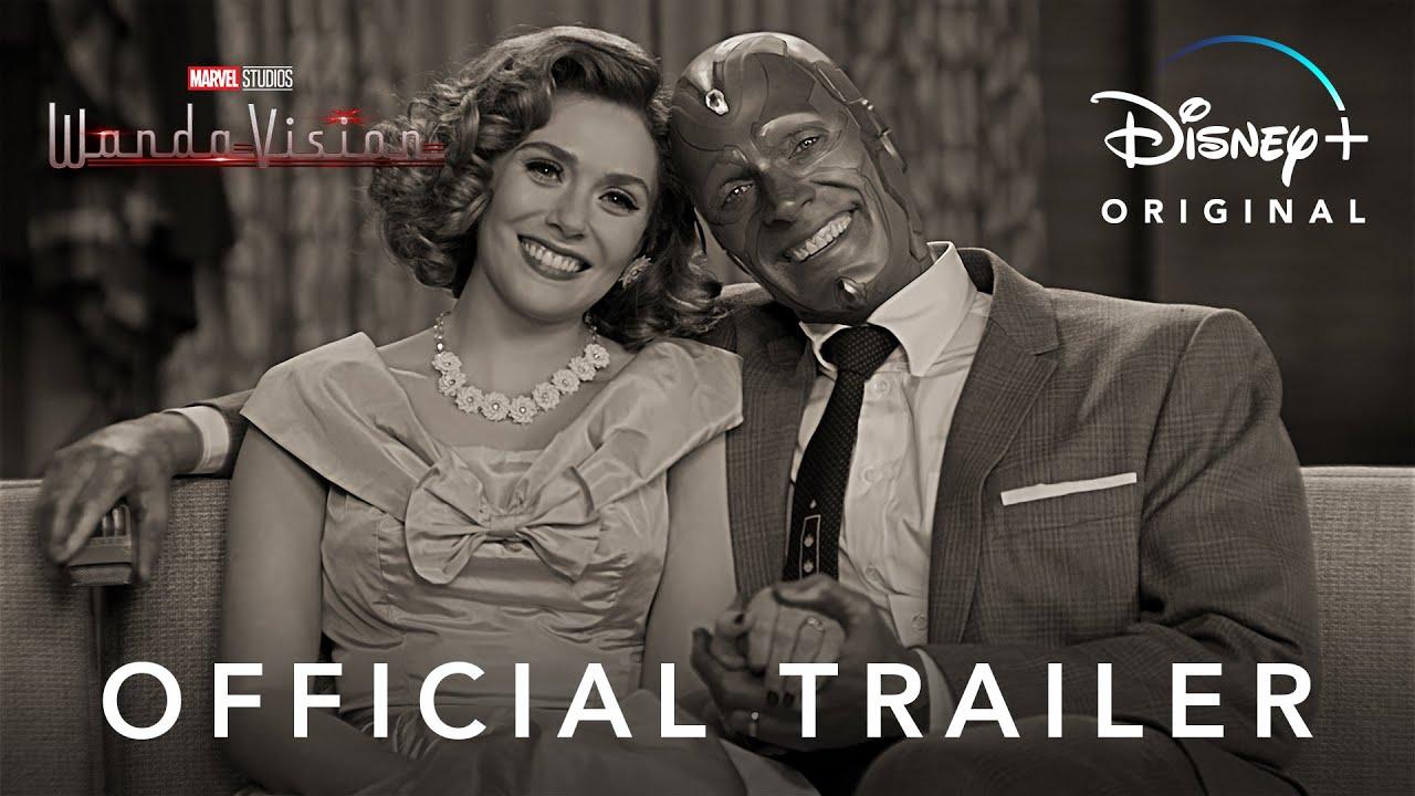 WandaVision – Ecco il trailer italiano della serie Marvel Studios