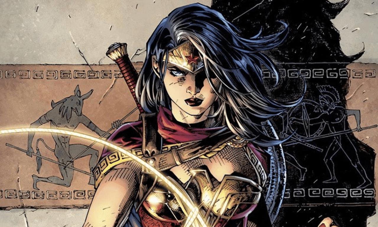 Wonder Woman – Jim Lee vorrebbe lavorare sull'Amazzone