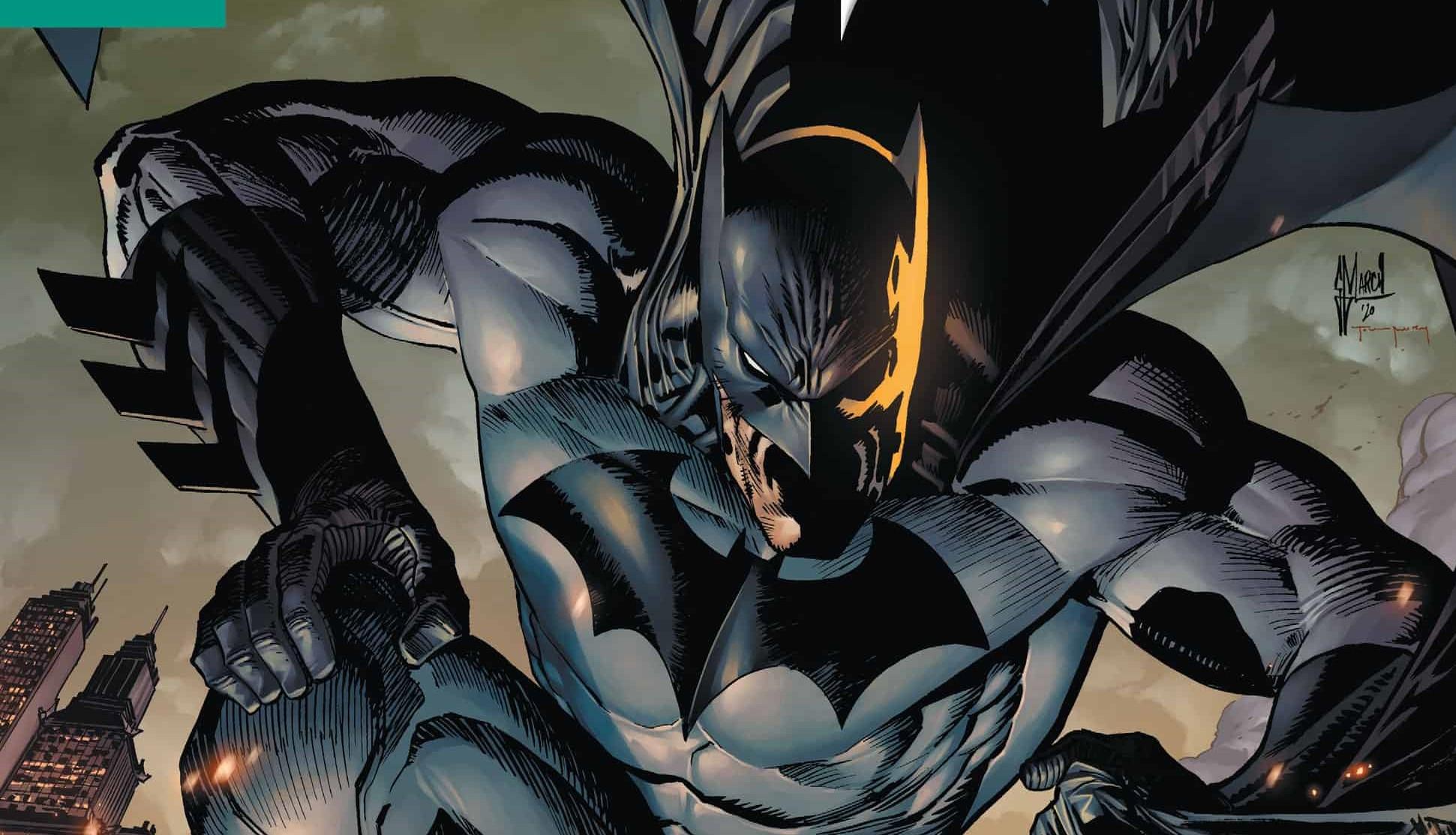 DC Comics – James Tynion IV annuncia un nuovo progetto