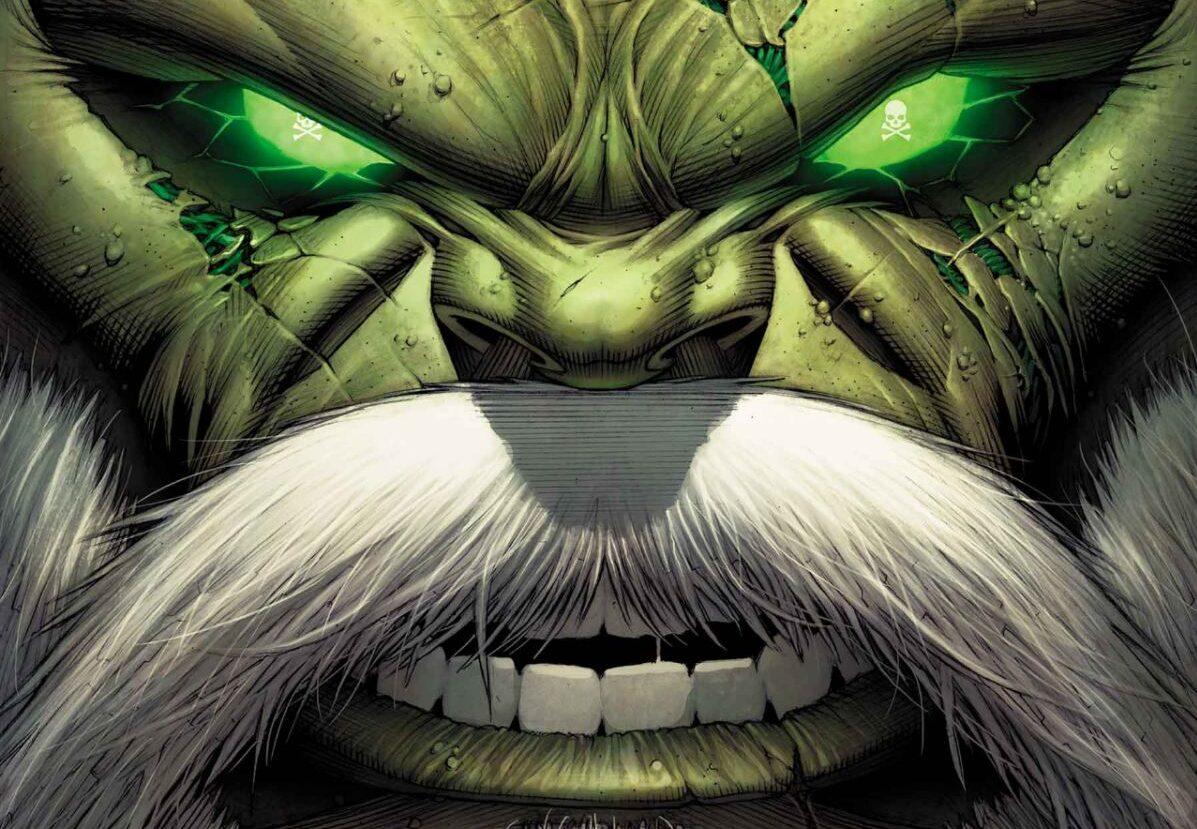 Hulk – In uscita a gennaio Maestro: War & Pax