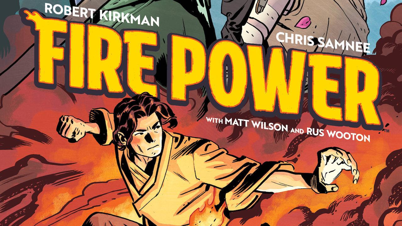 Fire Power – Ecco la nuova serie di Kirkman e Samnee