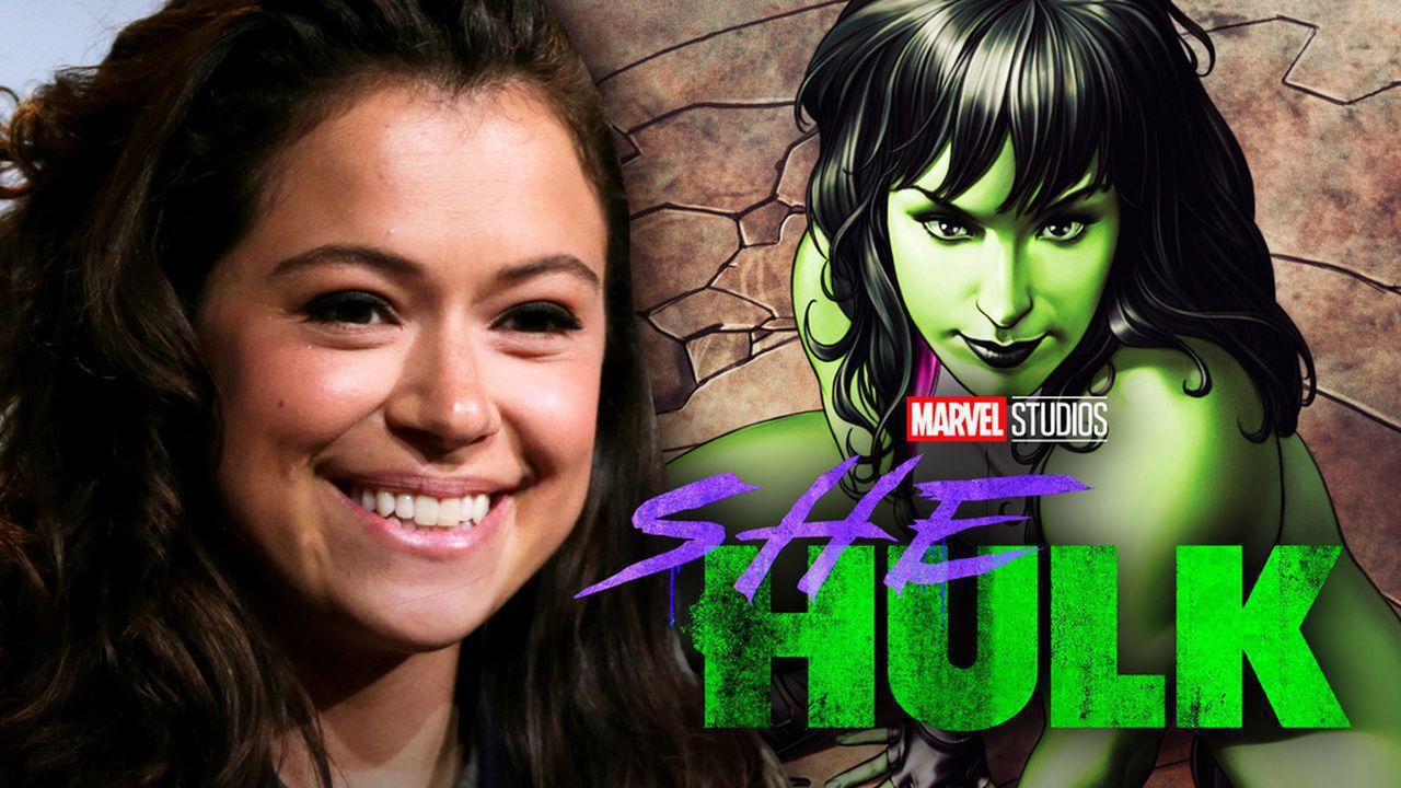 She-Hulk, Tatiana Maslany nega un suo coinvolgimento nella serie