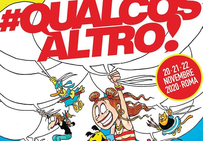 ARF! presenta Qualcos'altro, un weekend di mostre dedicate al fumetto