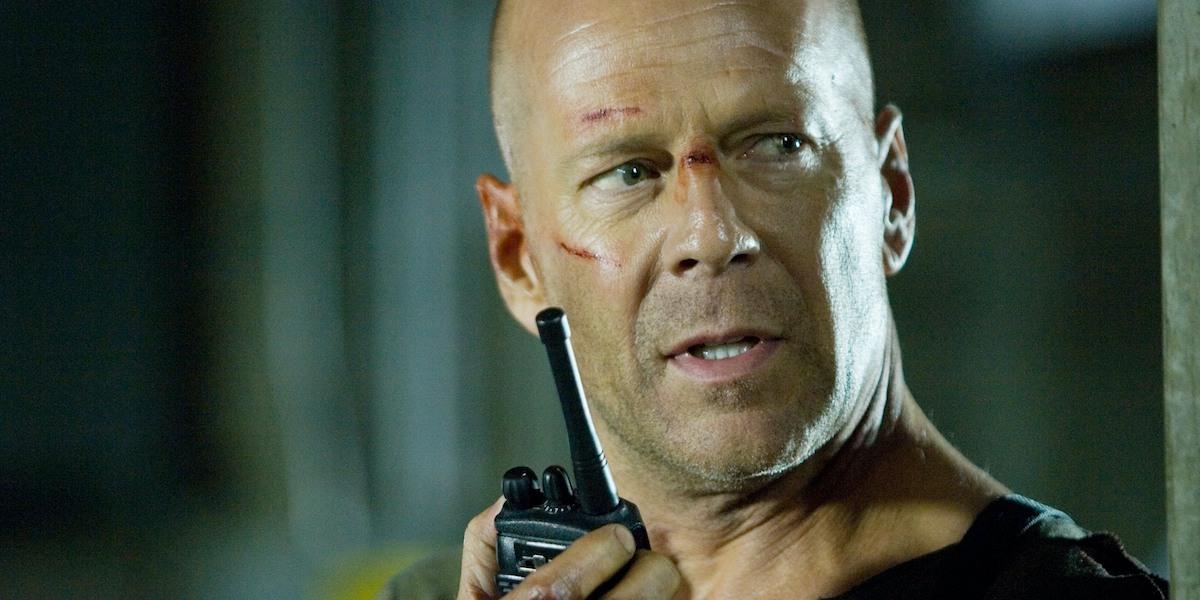 Die Hard – Bruce Willis è di nuovo John McClane (ma solo per uno spot)