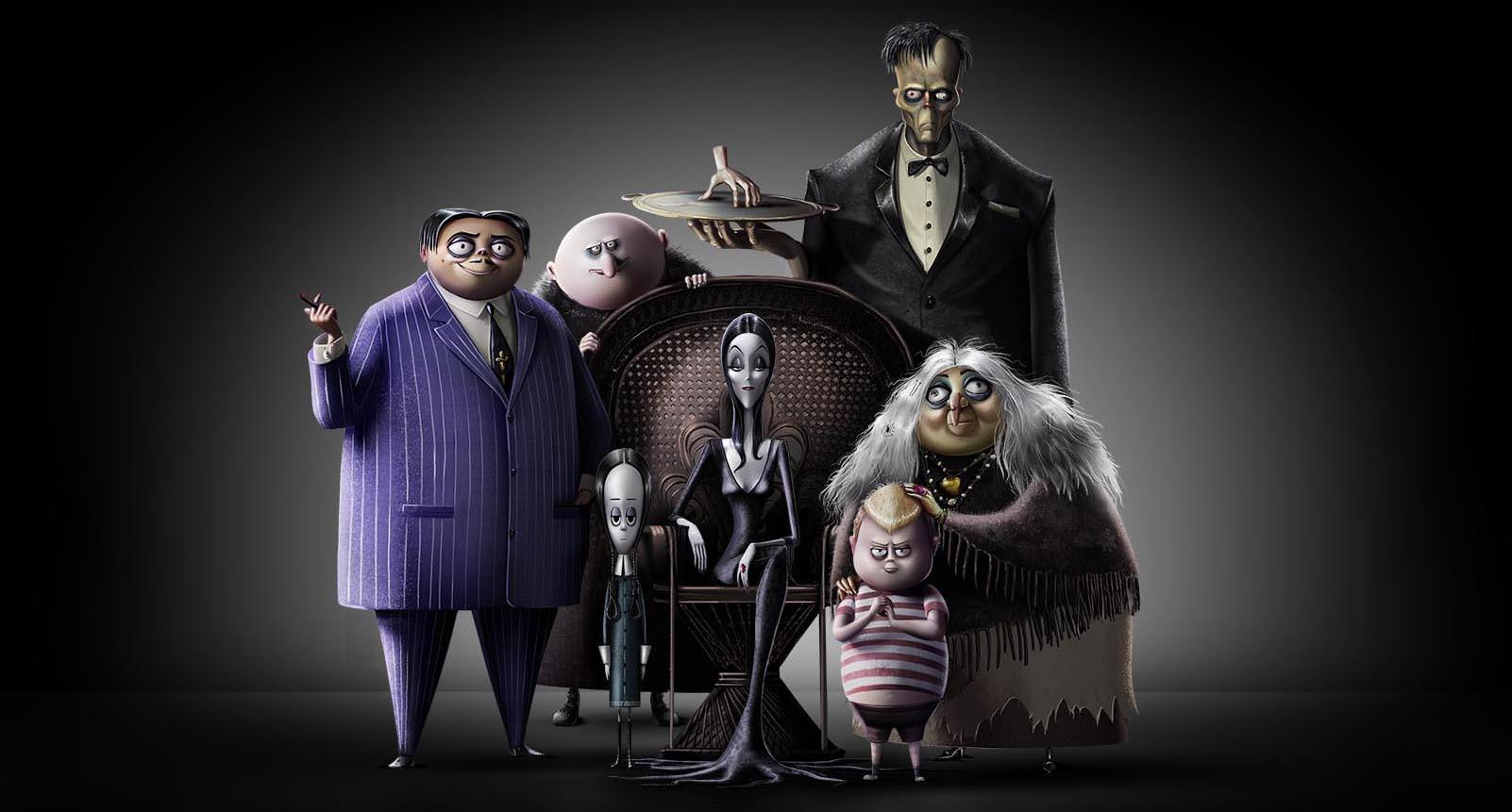 La Famiglia Addams 2 – Diffuso il primo teaser trailer