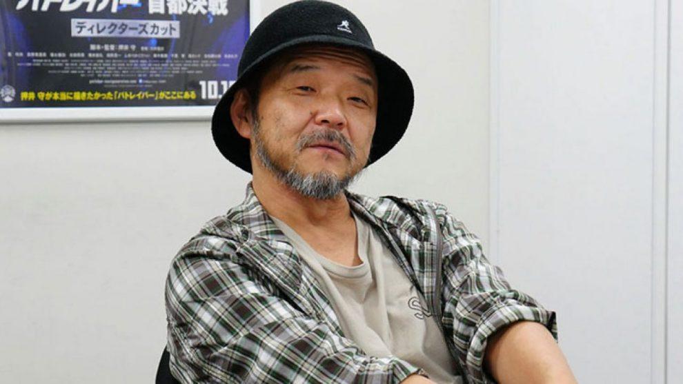 Mamoru Oshii – Il regista interpreta se stesso nel live action Our Love Was Like a Bouquet