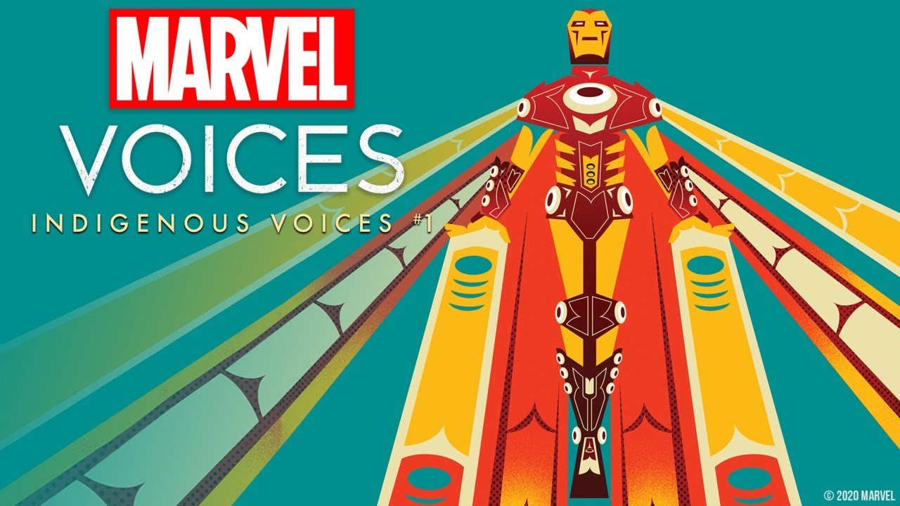 Marvel's Voices – Ecco il trailer di 'Indigenous Voices'