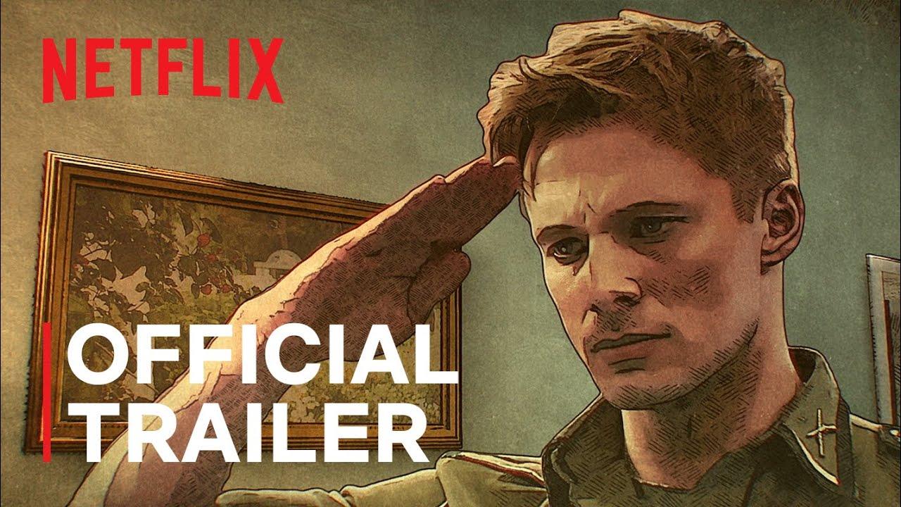 The Liberator – Trailer della nuova serie animata Netflix