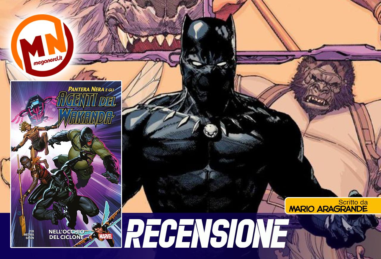 Pantera Nera e gli Agenti del Wakanda – Una meteora nella storia Marvel