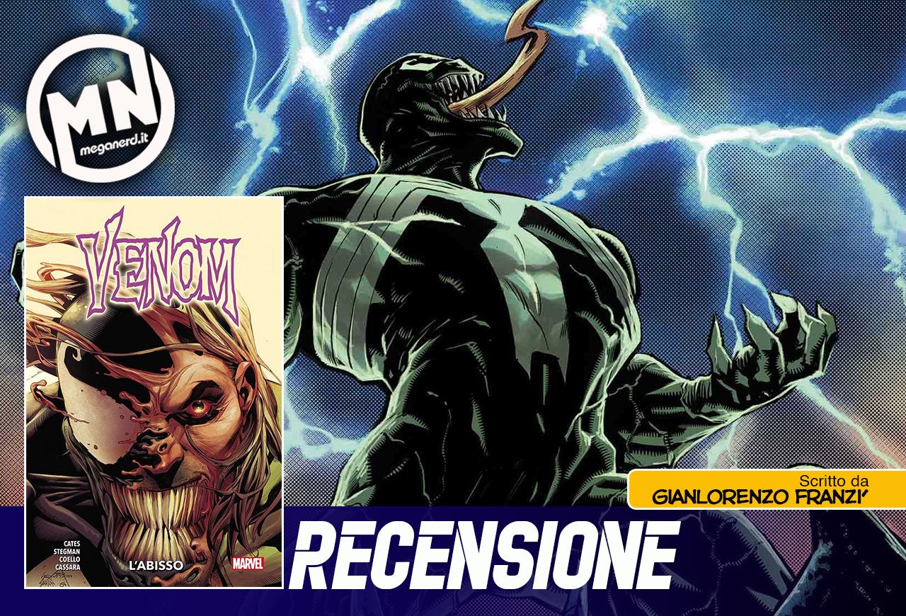 Venom di Donny Cates: un rinnovo a tinte horror