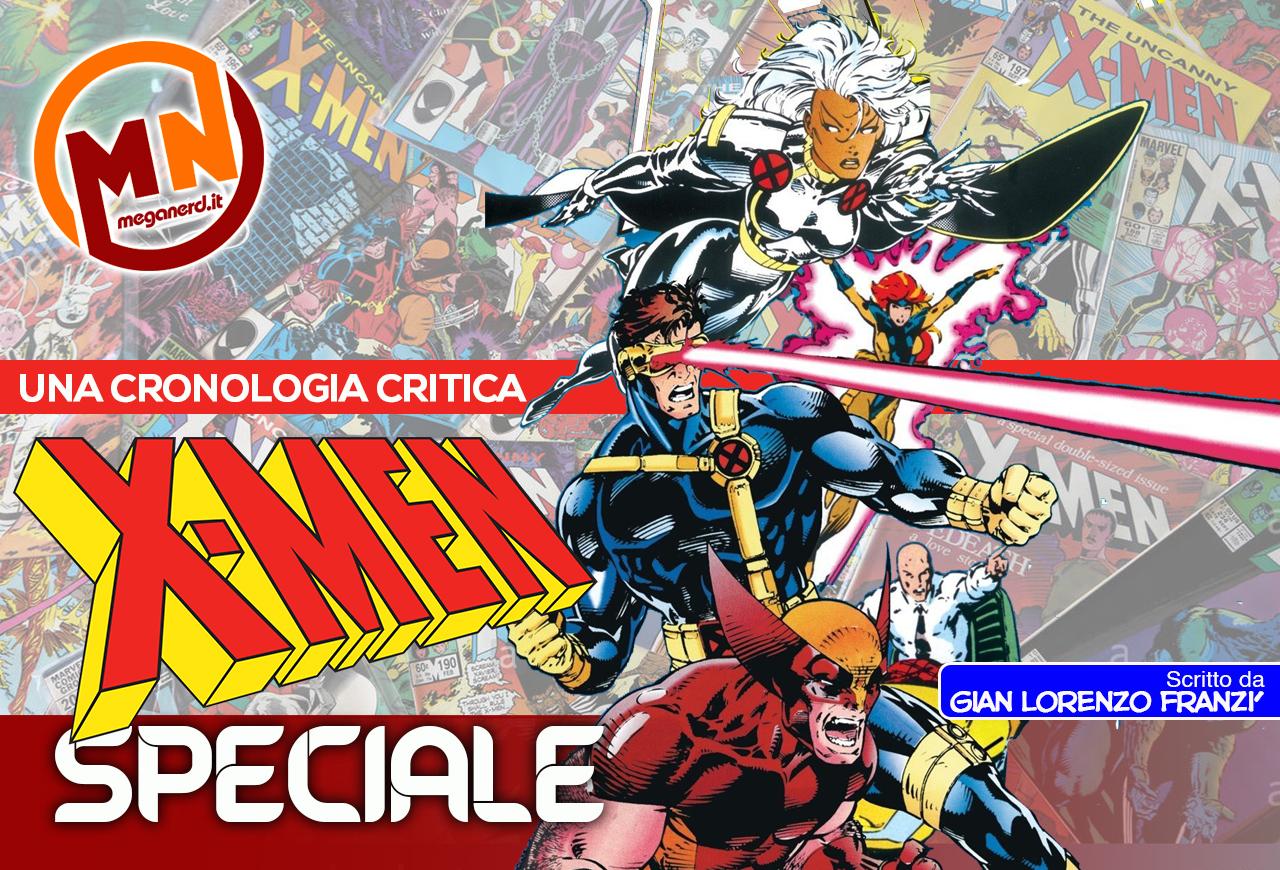 X-Men – Una cronologia critica