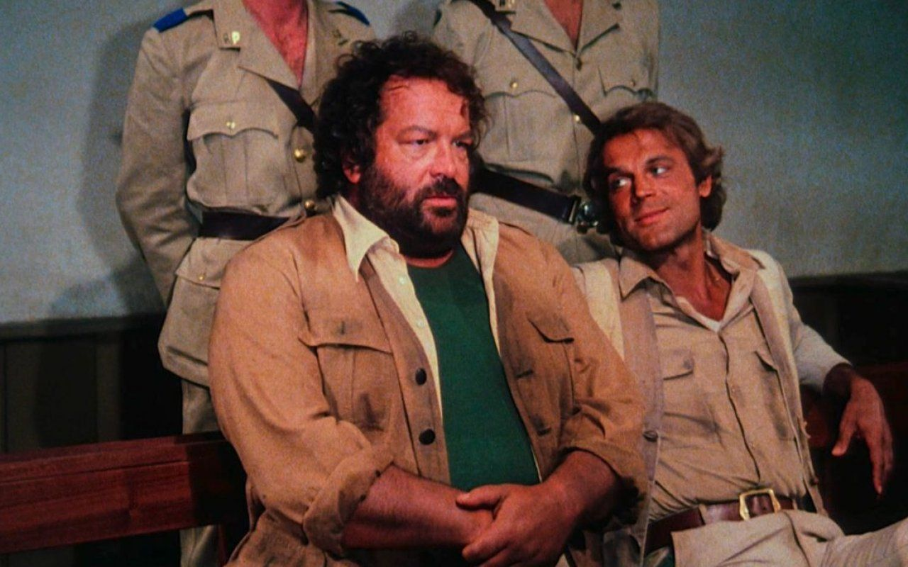 Su Disney+ arrivano i film di Bud Spencer e Terence Hill