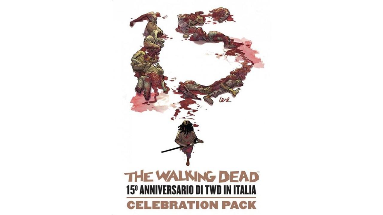 The Walking Dead – Arriva il celebration pack per il 15° anniversario