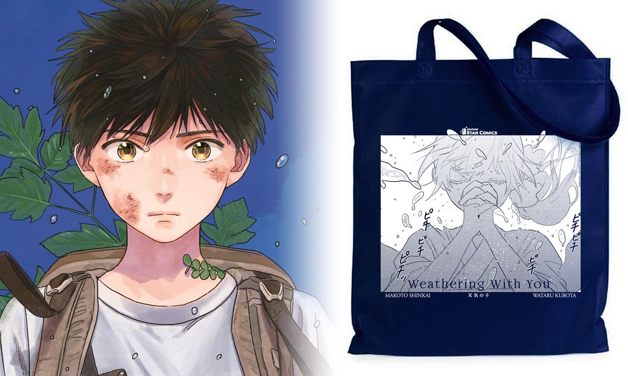 Weathering With You – In uscita il manga per Edizioni Star Comics