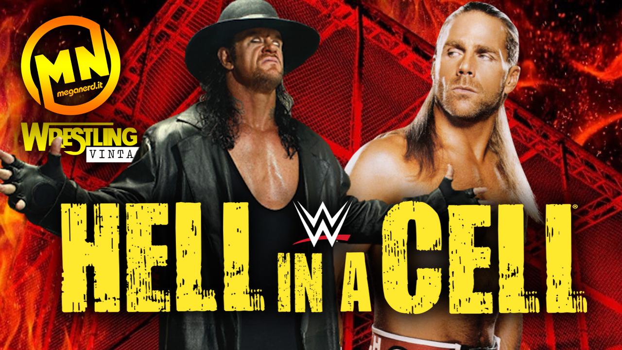 The Undertaker vs Shawn Michaels, il primo Hell in A Cell della storia