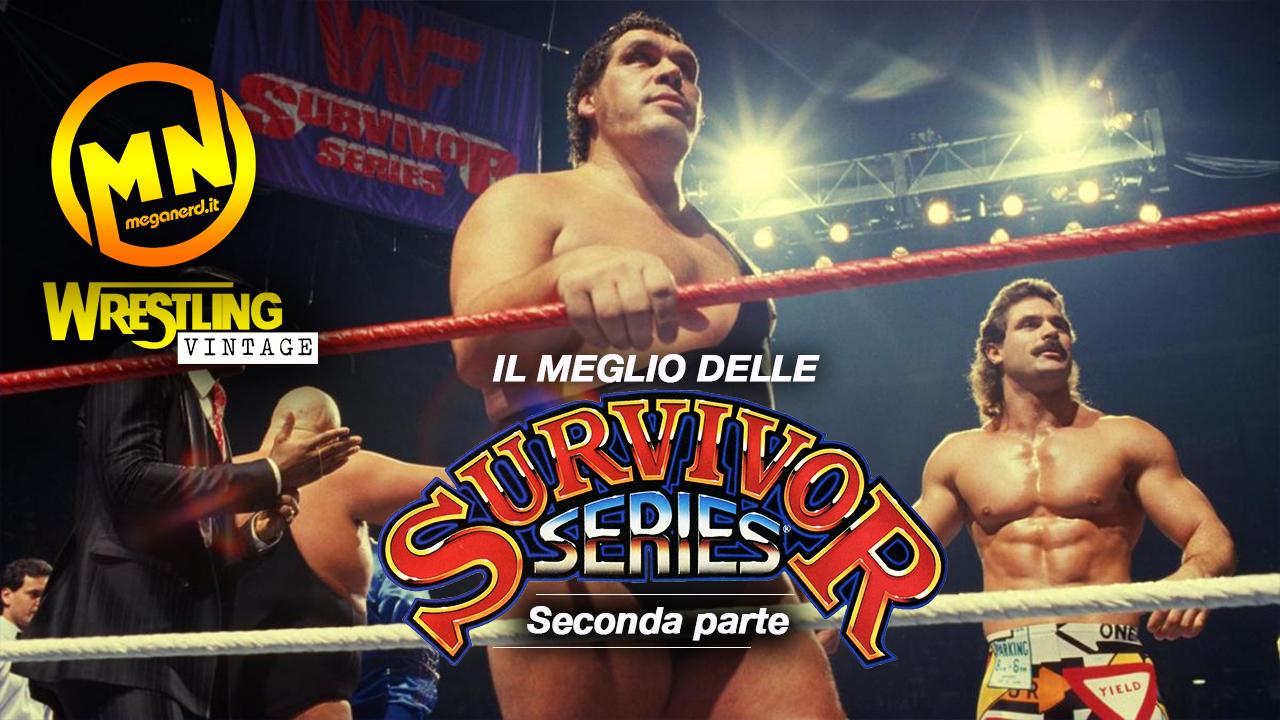 """Survivor Series – Il meglio degli """"Elimination Match"""" (seconda parte)"""