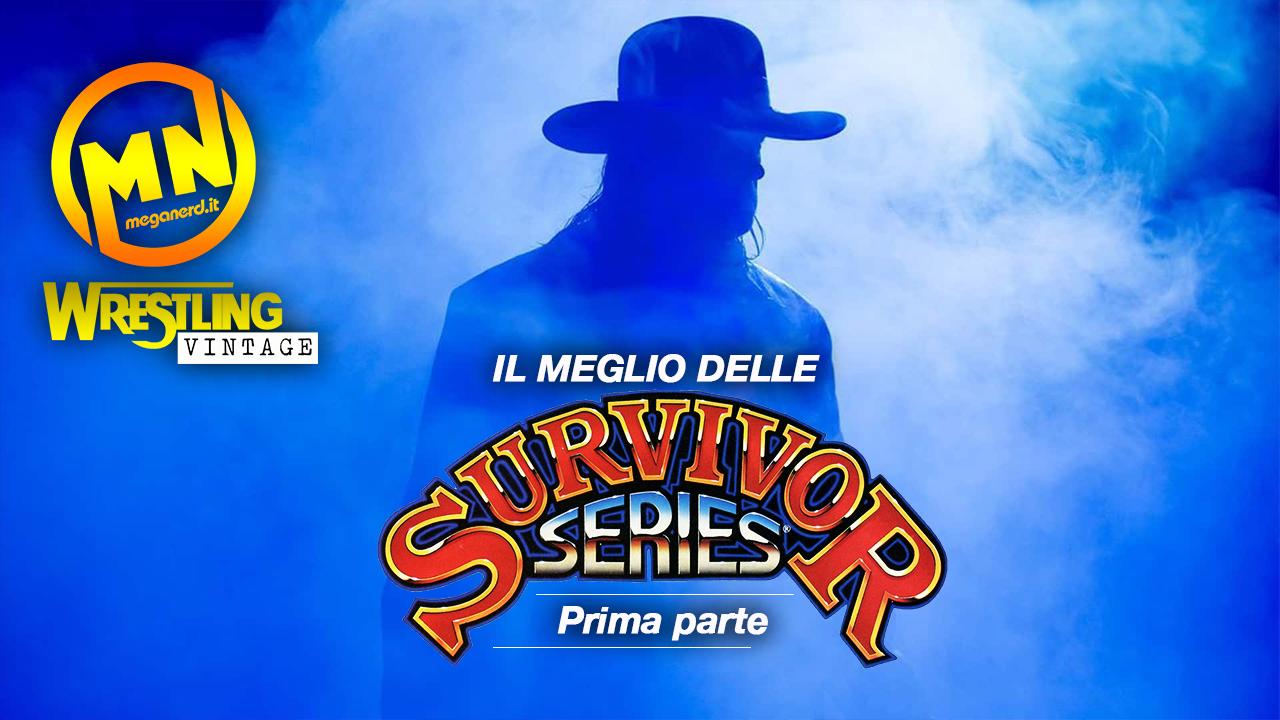"""Survivor Series – Il meglio degli """"Elimination Match"""" (prima parte)"""