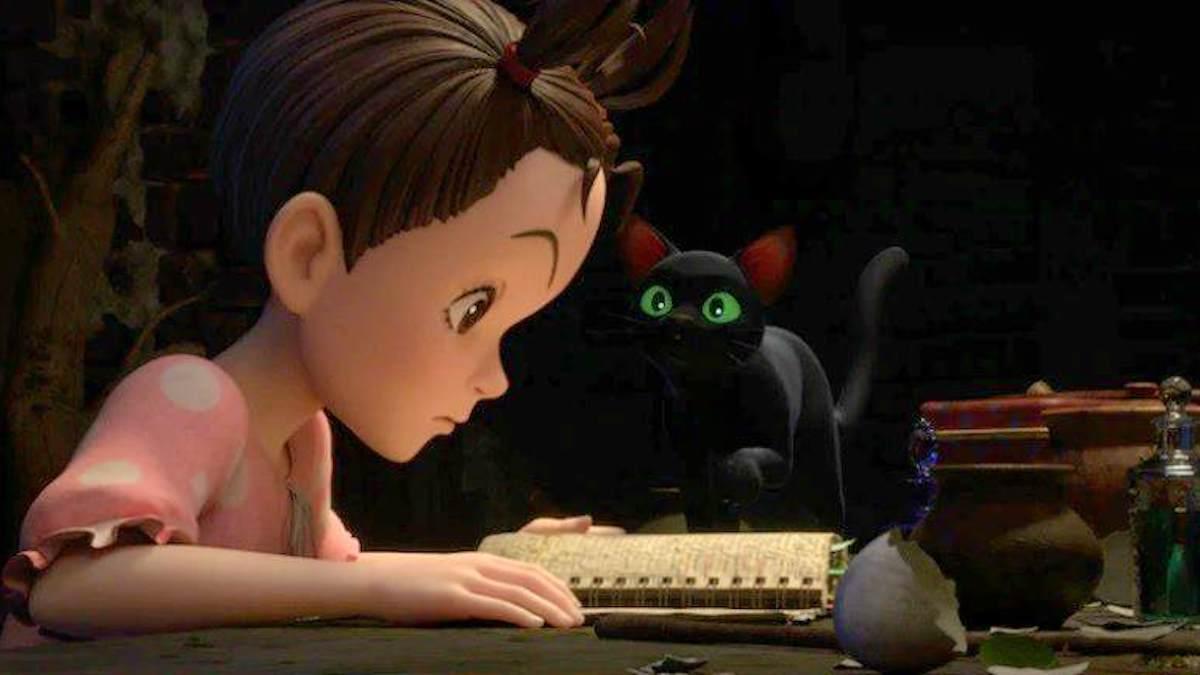 Earwig e la Strega – I primi minuti del nuovo film Ghibli