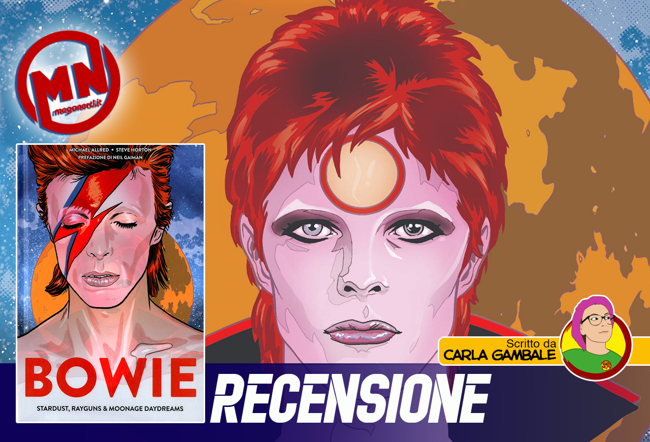 Bowie. Stardust, Rayguns & Moonage Daydreams