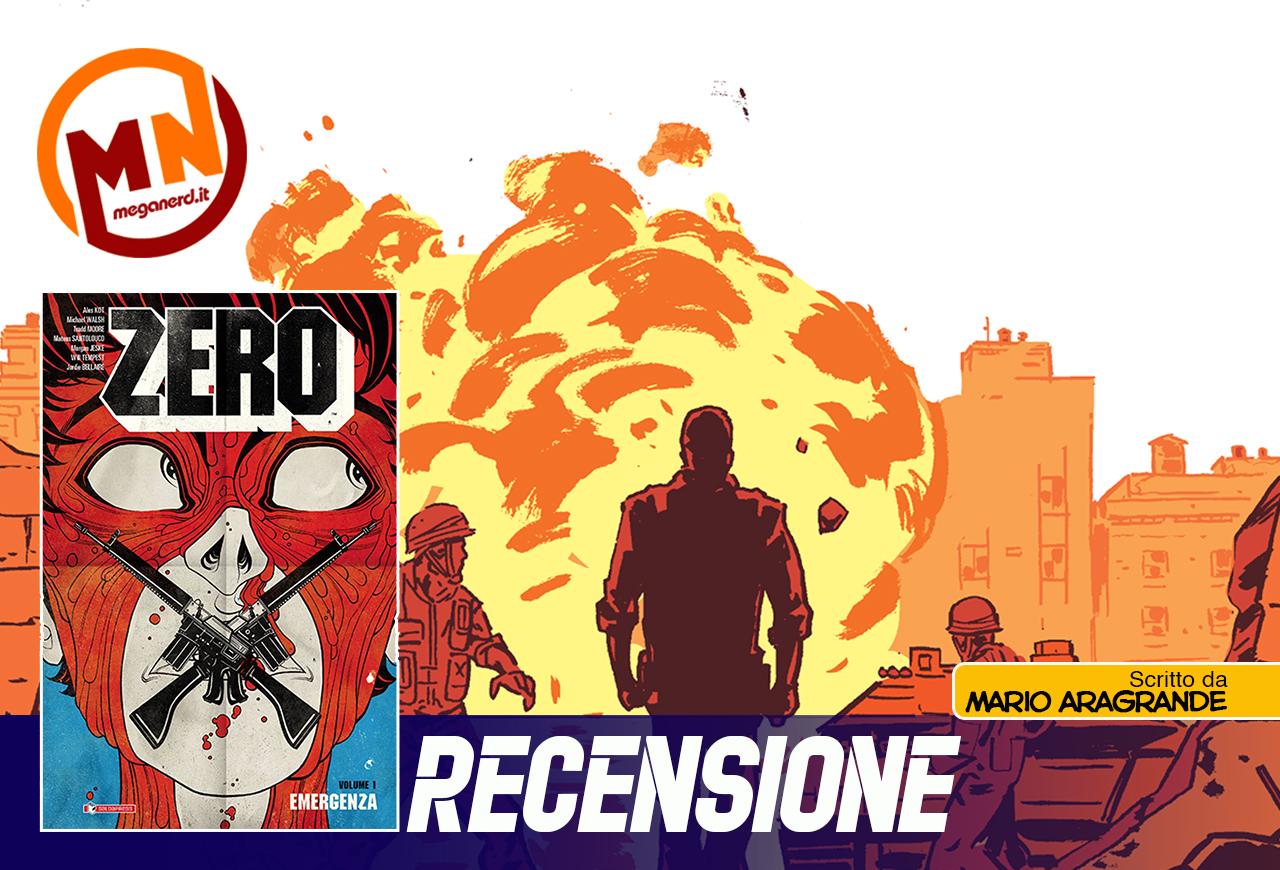 Zero Volume 1: Emergenza – La sporca guerra di spie di Aleš Kot