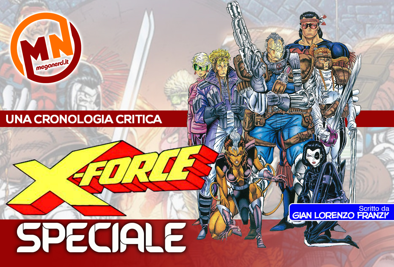New Mutants e X-Force – Cronologia critica