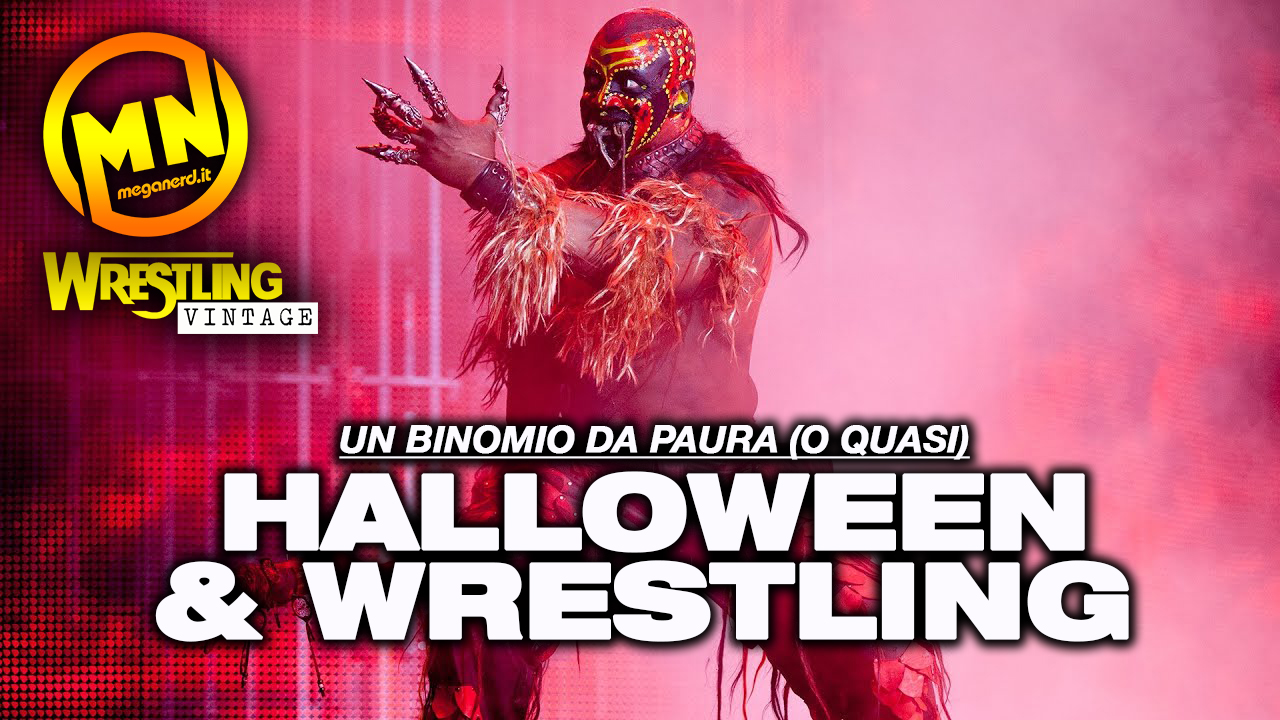 Halloween e wrestling: un binomio da paura (o quasi)